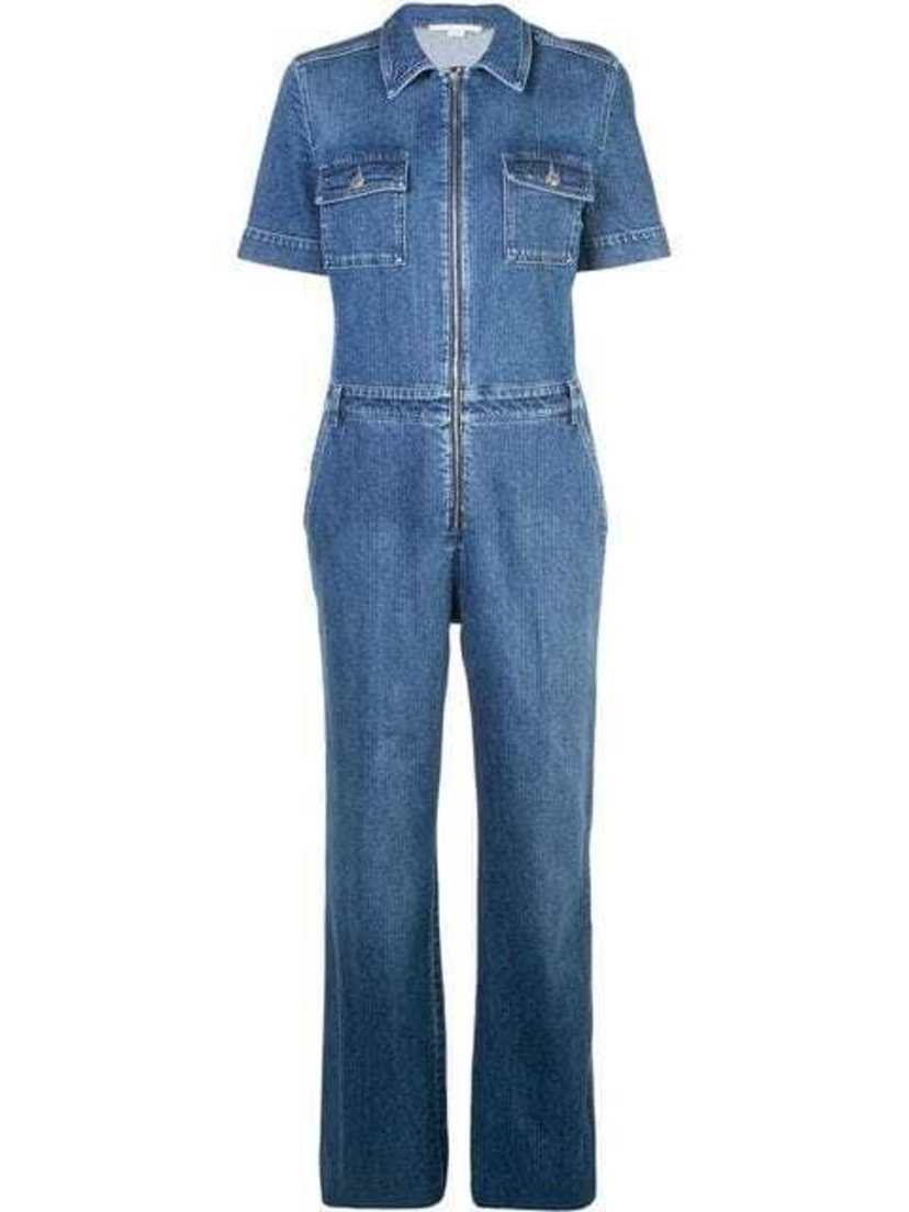 Stella McCartney Stella McCartney - Denim Jumpsuit Jumpsuits / Rompers