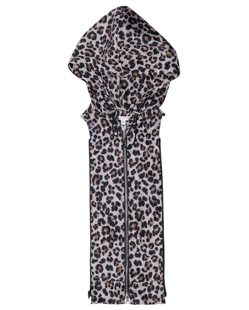 Veronica Beard Halle Dickey - Animal Print Accessories