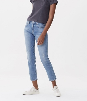 Citizens of Humanity Emerson Slim Fit Boyfriend in Marina Pants