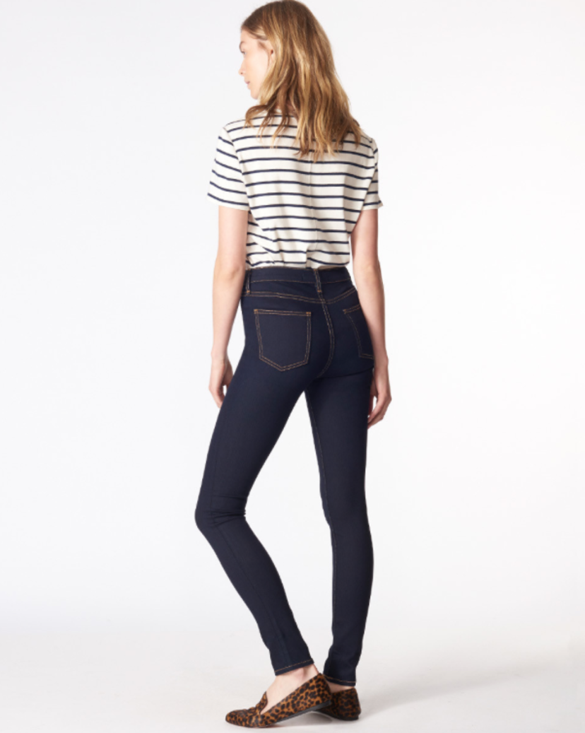 Veronica Beard Kate 10' Skinny Pants