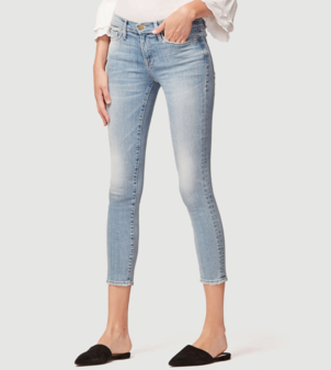 FRAME Skinny Crop in Alder Pants