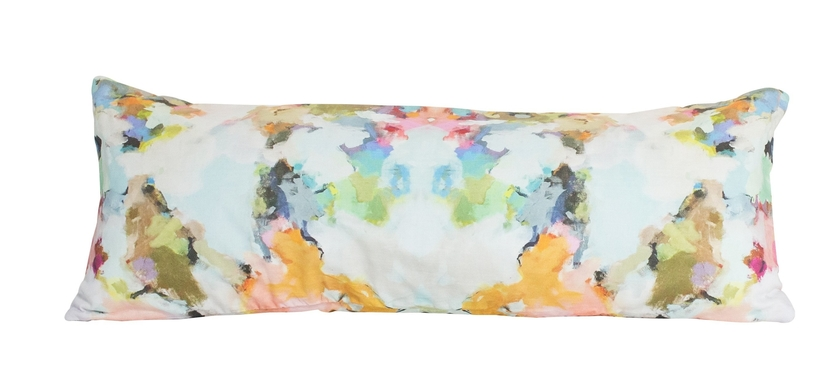 """Laura Park Under the Sea Bolster <span style=""""color:#00ADB3;font-weight:600;"""">NEW</span> Home decor"""