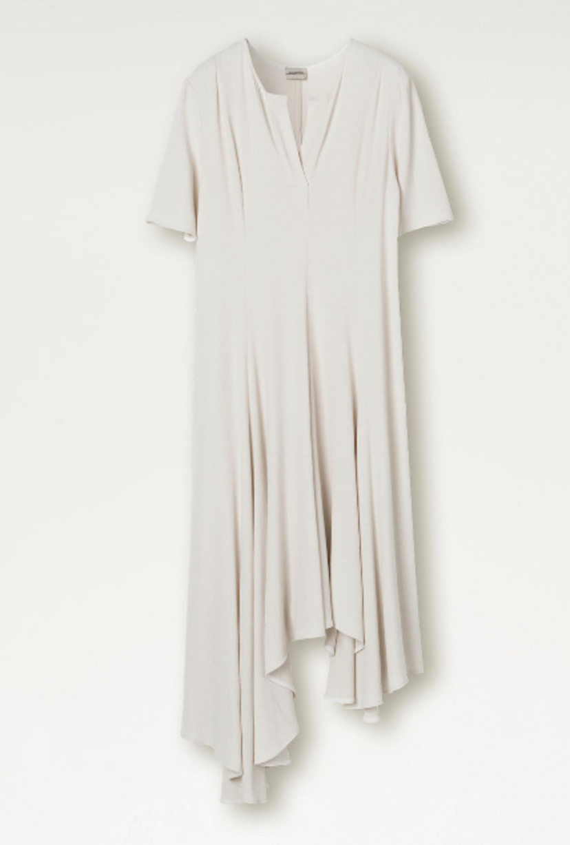 By Malene Birger Asymmetrical hem Dress Dresses