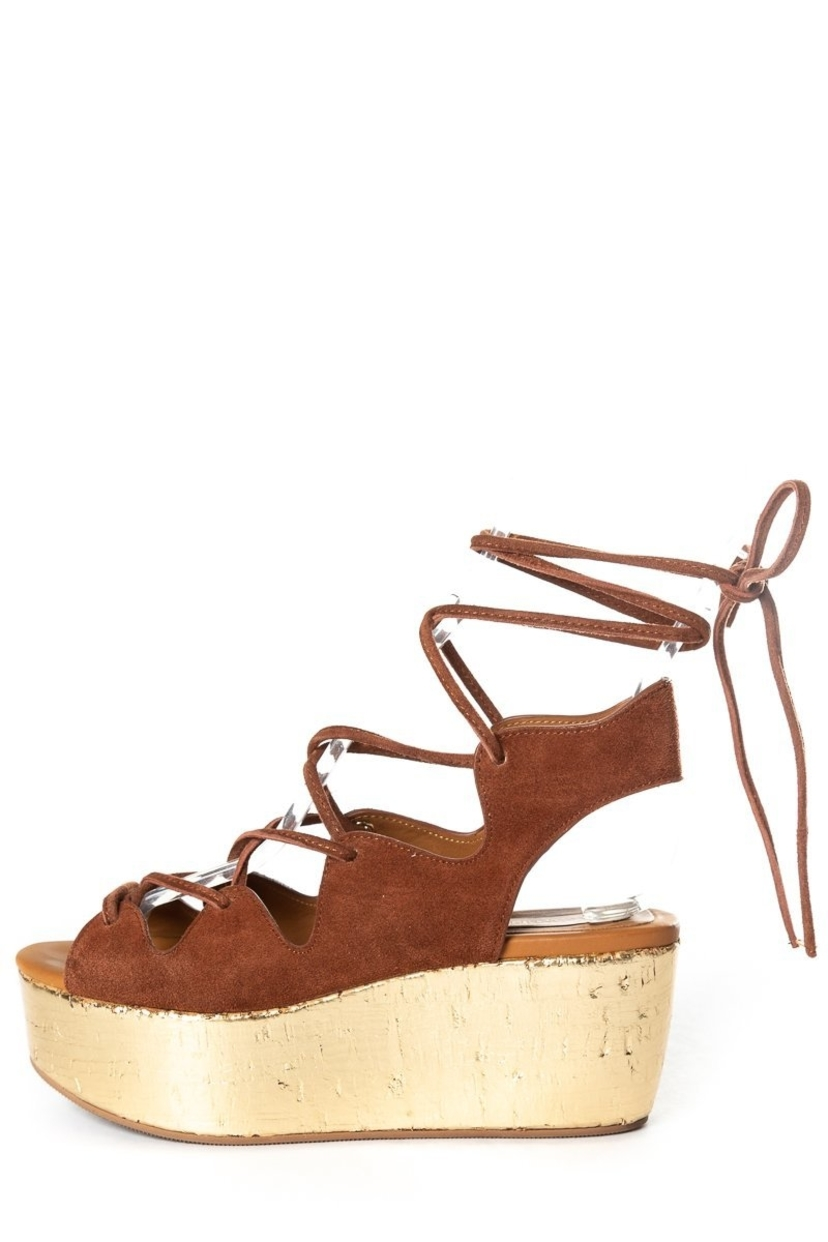 See by Chloé See by Chloé  Liana Platform Sandals Sale Shoes