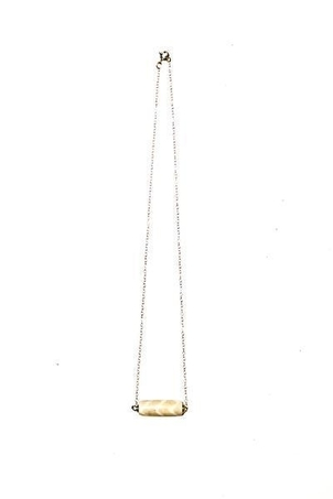 Twine & Twig Delicate Bar Necklace | Woods Jewelry