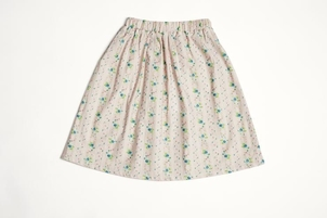 Troisoeurs Printed Skirt Kids
