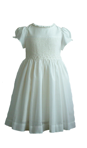 Antoinette Antoinette Dress - Valse Ivory Kids