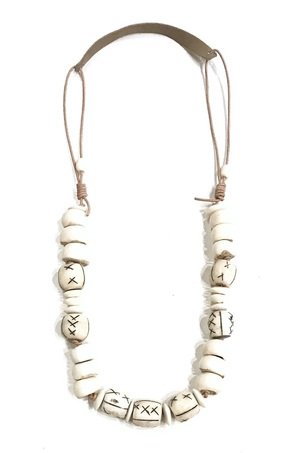 Twine & Twig Long Cord Classic Necklace | Signature Jewelry