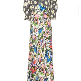 Zadie Printed Dress