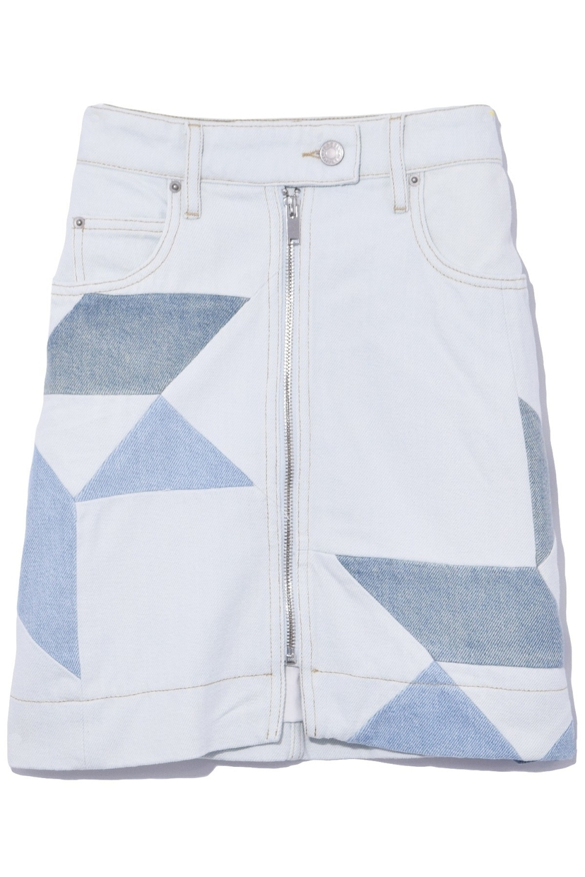 Isabel Marant Étoile Ioline Denim Skirt - Light Blue Skirts