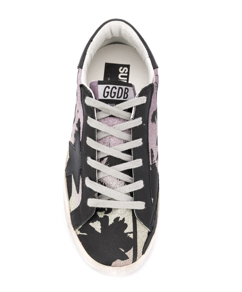 Golden Goose Deluxe Brand Superstar Sneakers - Sunset Palm Shoes