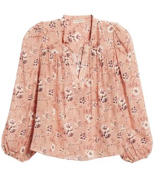 Ulla Johnson Constance Blouse - Cafe Tops