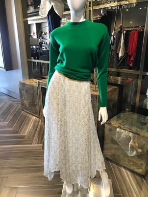 By Malene Birger Picasso Skirt Skirts