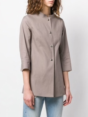 Herno 3/4 Sleeves Jacket Outerwear