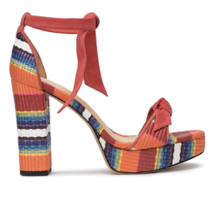 Alexandre Birman Multicolored Flatforms Shoes