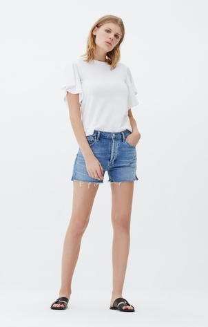 Citizens of Humanity Marlow Easy Short in Marina Pants