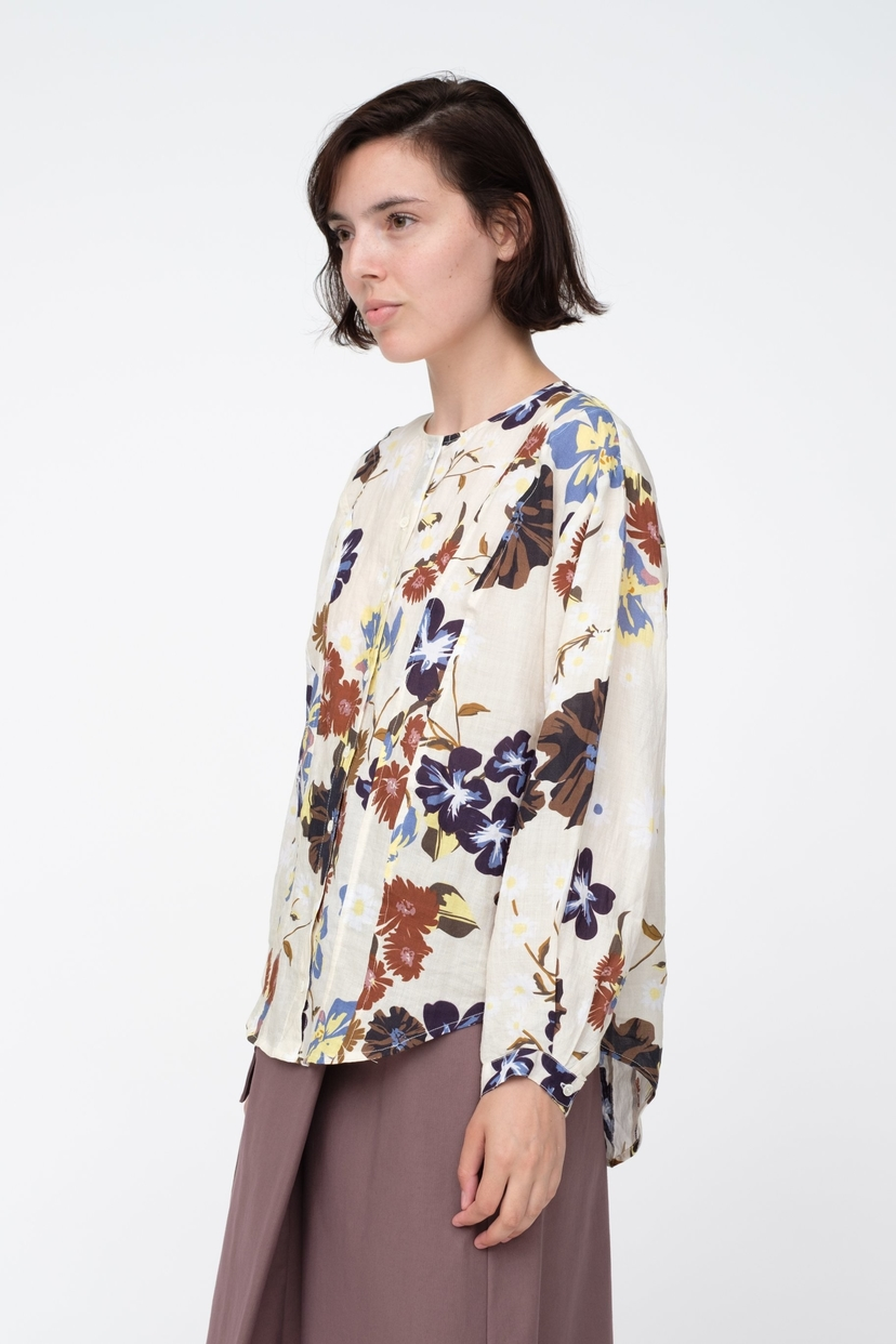 Sea Margherite Blouse Tops