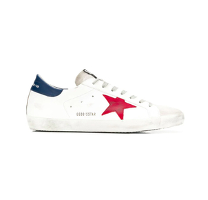 Golden Goose Deluxe Brand LOW TOP SUPERSTAR SNEAKERS Men's