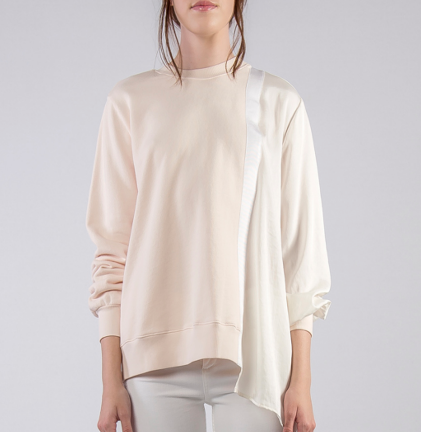 Clu USA Color Block Top Tops