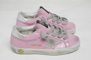 Golden Goose Deluxe Brand Sneakers Superstar - Pink Wall-Ice Star Kids