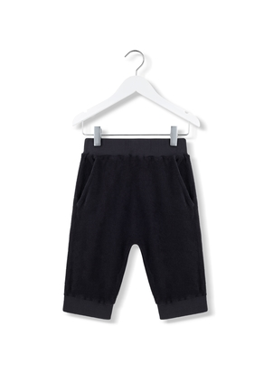 Kids On The Moon Little Rascal Shorts - Black Kids