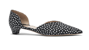 Paul Andrew Odyssey D'Orsay Flat Shoes