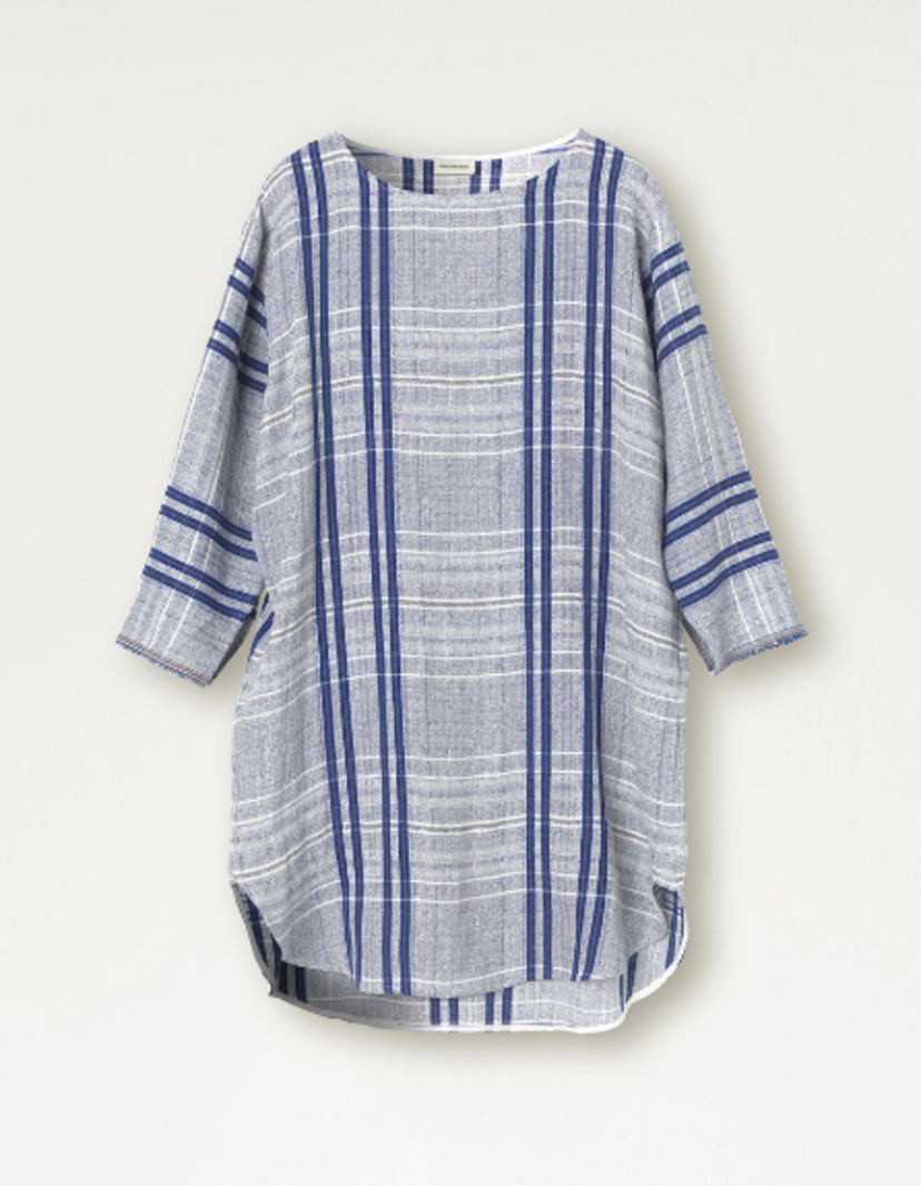 By Malene Birger Plaid Tunic Tops