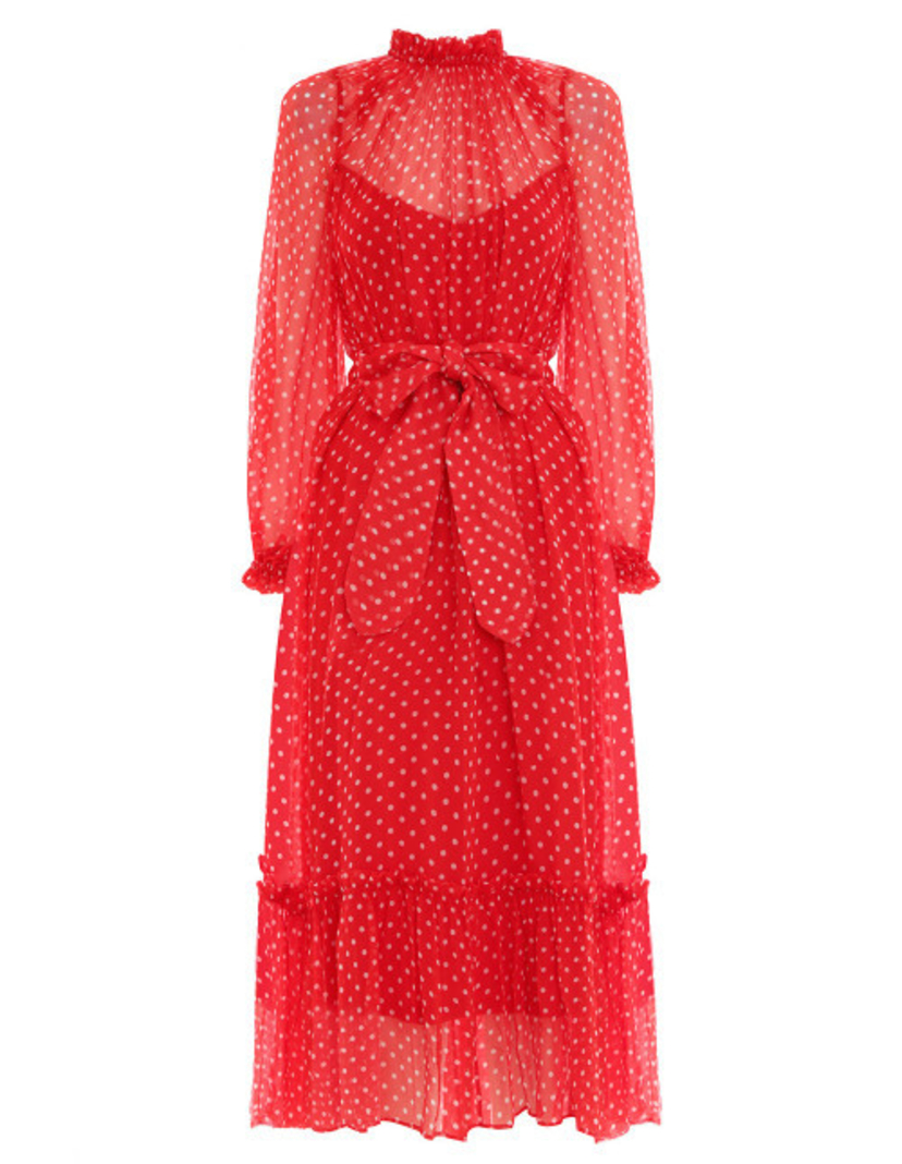 Zimmermann Ninety-Six Swing Dress Dresses