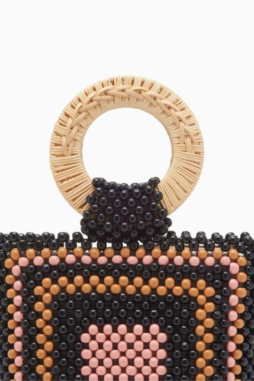 Ulla Johnson Keya Mini - Sunflower Accessories Bags