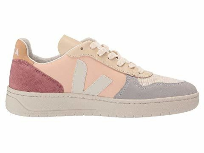 Veja V-10 - Rose/Natural Shoes