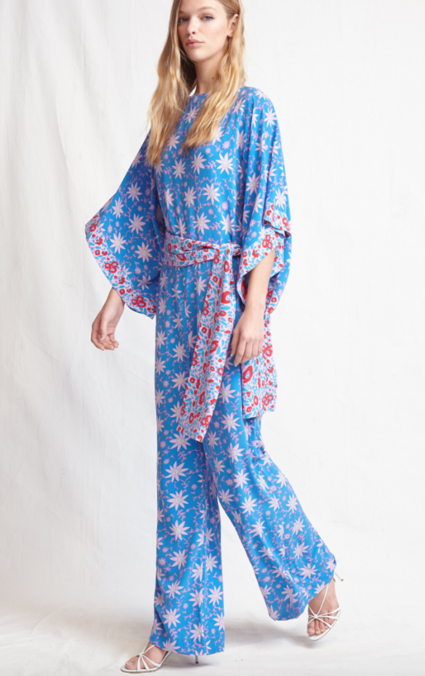 Warm Samurai Jumpsuit Jumpsuits / Rompers