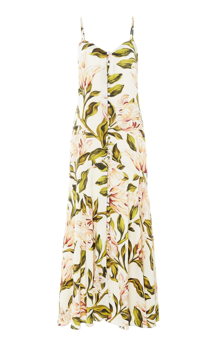 Mara Hoffman Diana Floral Dress Dresses Sale