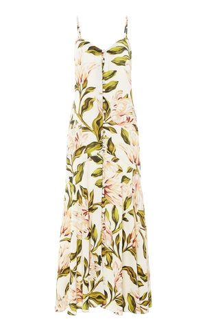 Mara Hoffman Diana Floral Dress Dresses
