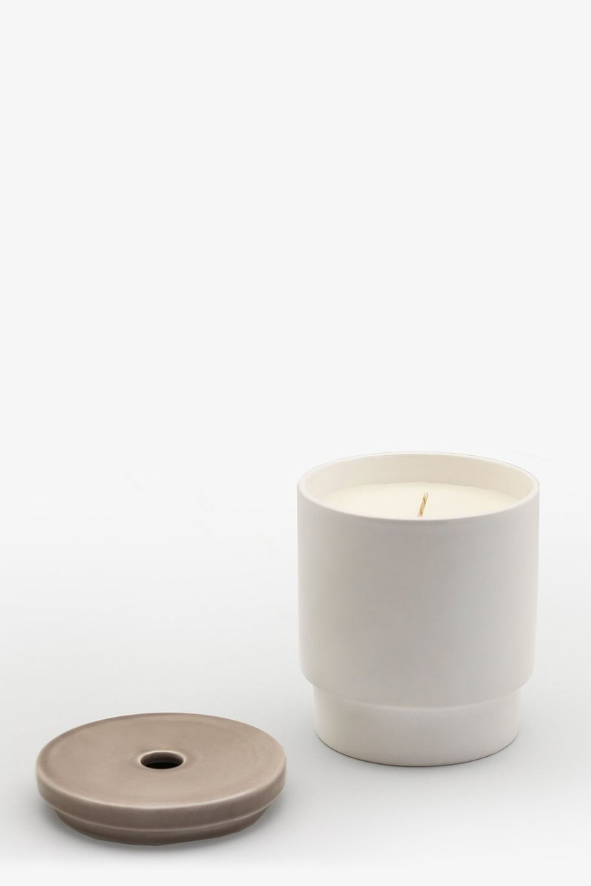 Night Space Taupe Candle Home decor