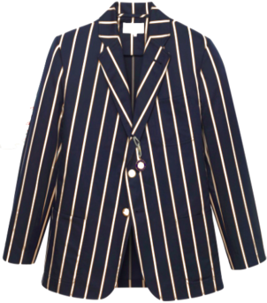 Rowing Blazers BLOKE STRIPE BLAZER Men's