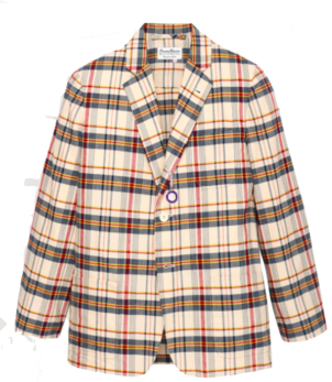 Rowing Blazers OG MADRAS SUMMER JACKET Men's