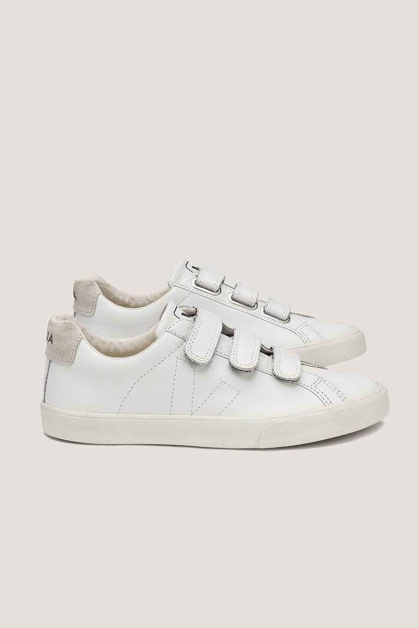 Veja Esplar 3 Lock Extra White Pierre Shoes