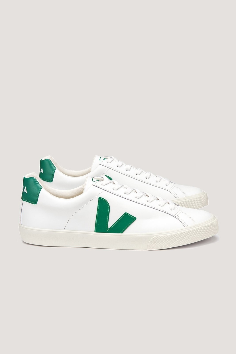 Veja Esplar Extra White Emeraude Shoes