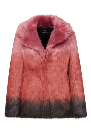 Unreal Fur Flaming Lips Jacket Outerwear