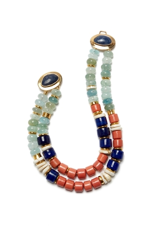 Lizzie Fortunato Ariel Necklace Jewelry