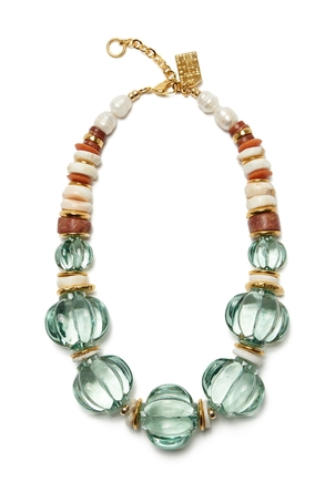 Lizzie Fortunato Cabana Necklace Jewelry