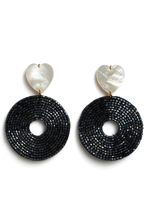 Lizzie Fortunato Starlet Earrings Jewelry
