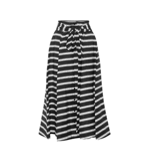 Lisa Marie Fernandez Striped Skirt Skirts Swimwear