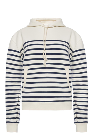 Saint Laurent STRIPED HOODY Men's