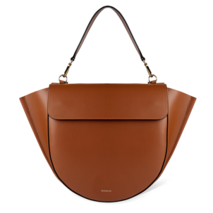 Wandler Hortensia Big Bag in Tan Bags