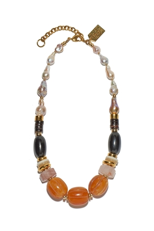 Lizzie Fortunato Sublime Sunrise Necklace Jewelry