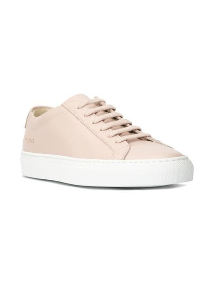 Common Projects Pink Achilles Sneakers Sale Shoes