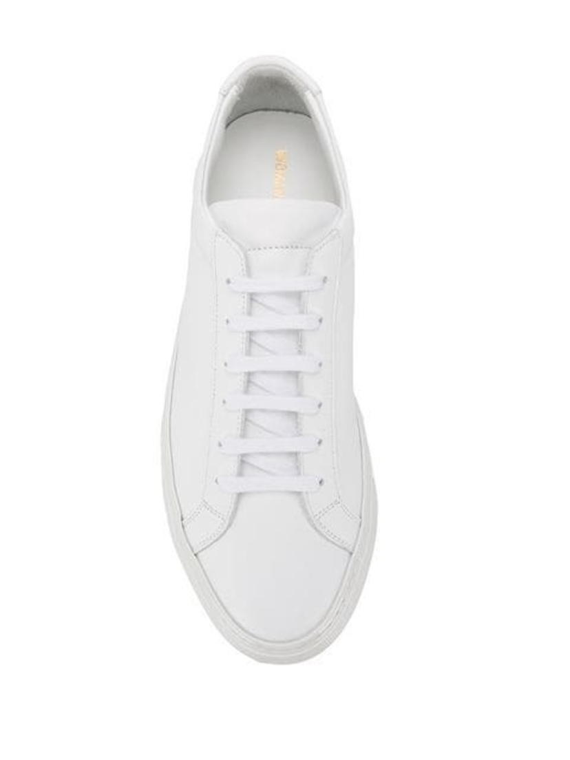 Common Projects White Achilles Sneakers Shoes