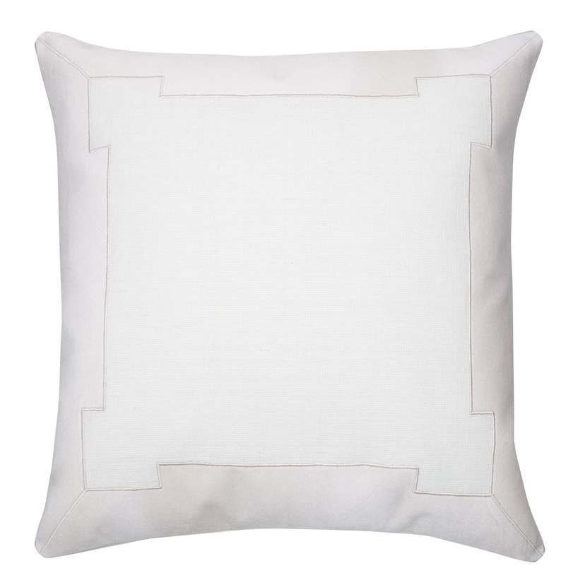Piper Collection Collins Pillow - Blush Home decor