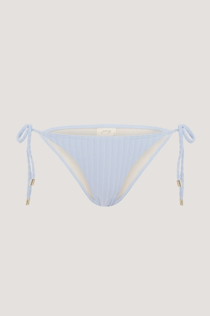 PEONY Cornflower String Bikini Bottom Swimwear